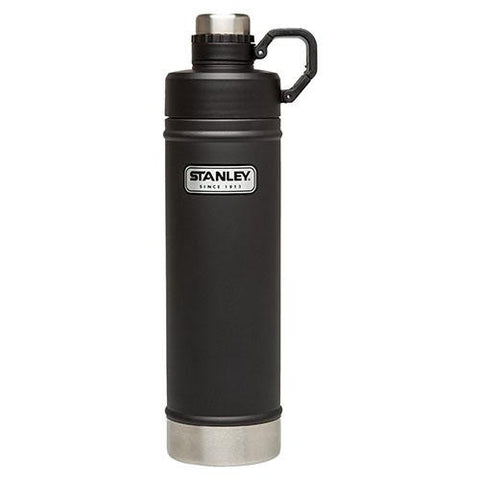 Classic Vacuum Water Bottle - 25 oz, Black