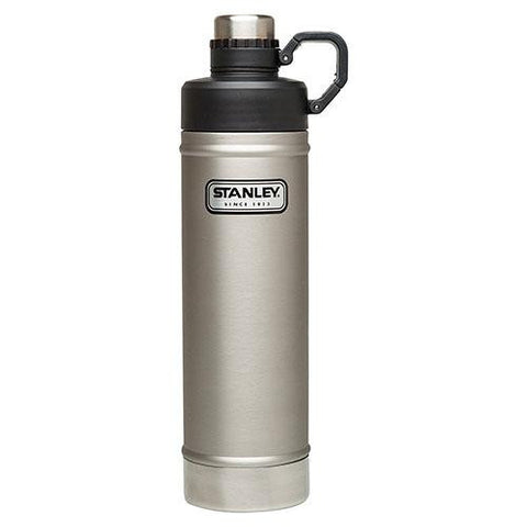 Classic Vacuum Water Bottle - 25 oz, Stainless Steel