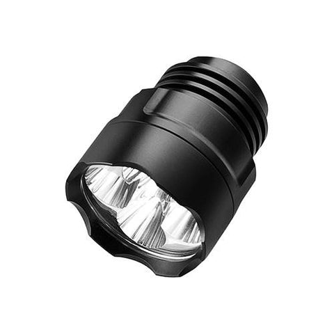 1200 Lumen Flashlight Head for BA11630, Black