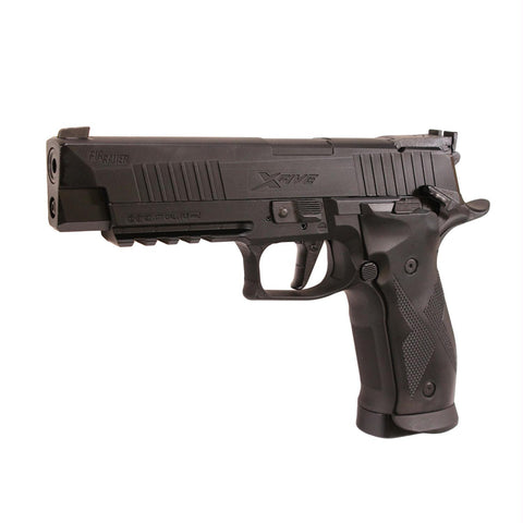 "P226 X5 Air Pistol, .177 Caliber, 5"" Barrel, 20 Rounds, Black"