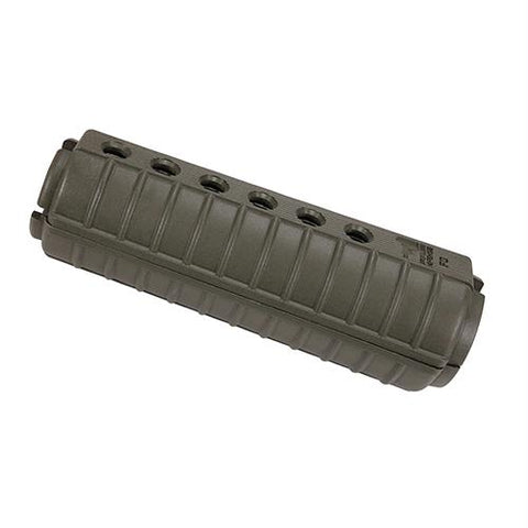 M4-AR-15 Carbine Tough Polymer Handguards - Olive Drab Green