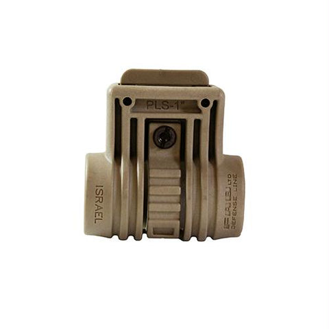 "1"" Tactical Light Side Mount - Flat Dark Earth"