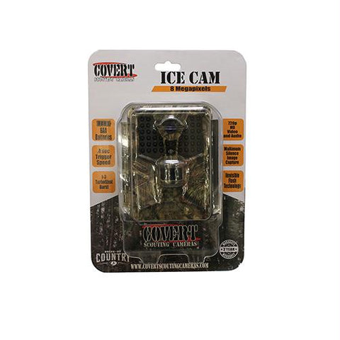 ICE Infrared Game Camera, 8 Megapixel, Mossy Oak Country