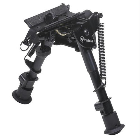 "Stronghold Bipod - 6"" to 9"", Black"