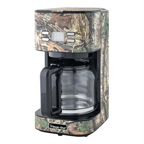 12 Cup Coffee Maker, Realtree Xtra