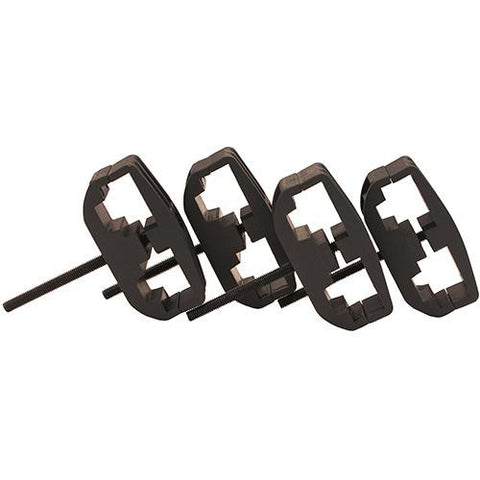 AR-15 Accessories - AR-15 Mag Clamp 4-Pack