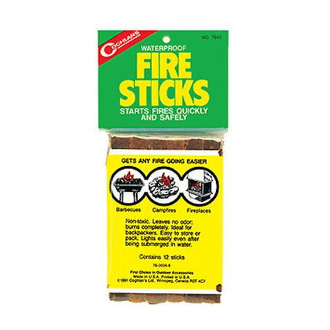 Fire Sticks -- Package of 12