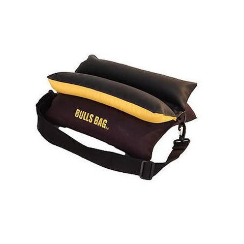 "Bulls Bag Rest 15"" - Black-Gold Bench"
