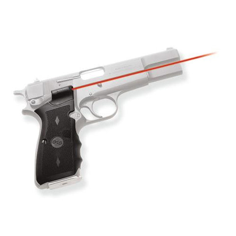 Browning Hi-Power Overmold, Dual Side Activation