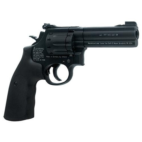 "S&W 586 - .177 Caliber - 4"" Barrel"