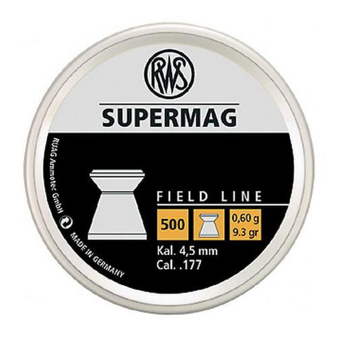 Supermag FieldLine .177 (Per 500)