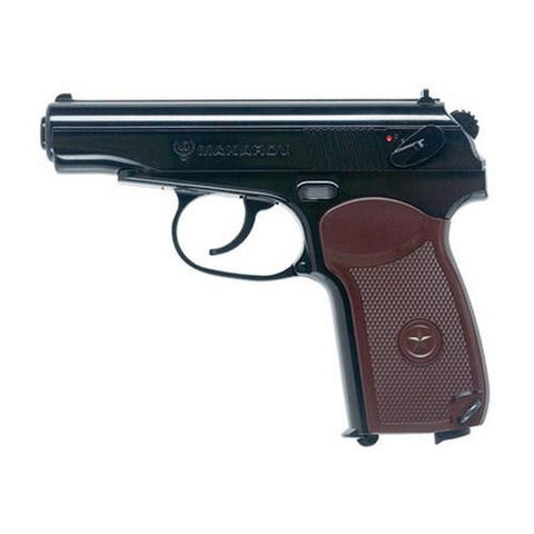 Makarov .177 BB - Black-Brown