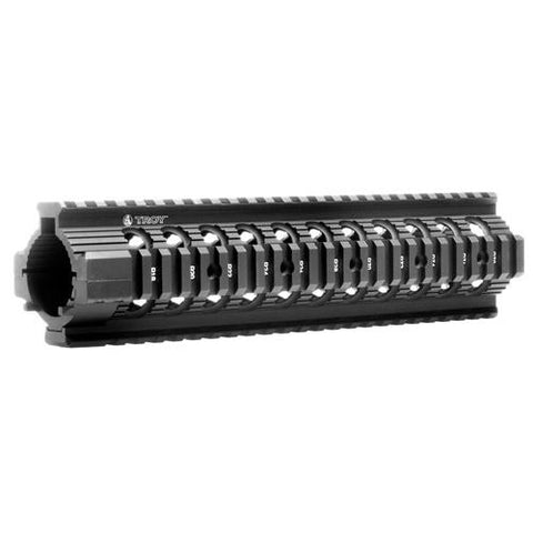"10"" MRF-MX Battle Rail - Black"