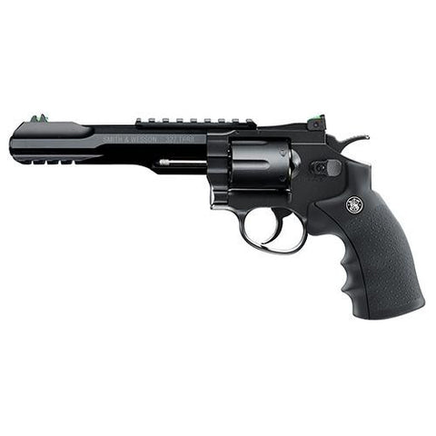 Smith & Wesson 327 TRR8 Black .177