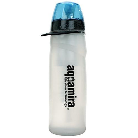 Capsule Water Bottle and Filter
