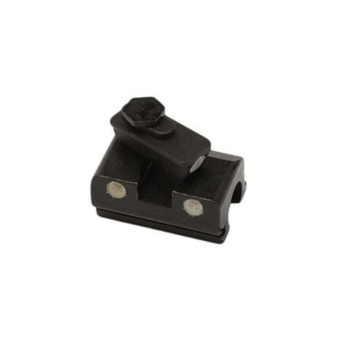 Walther Tru-Dot Sights - P-99 9mm & .40 Compact Fixed Set