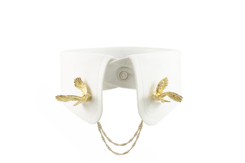 Cockatoo Clip - Gold