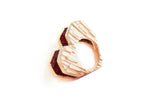 Mystery Love Ring - Pink gold