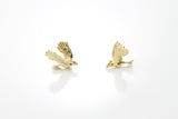 Cockatoo Earrings - Gold