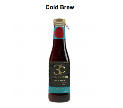 Third Culture - Cold Brew