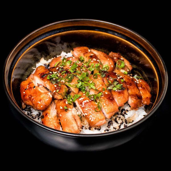 Chicken Teriyaki Rice Bowl