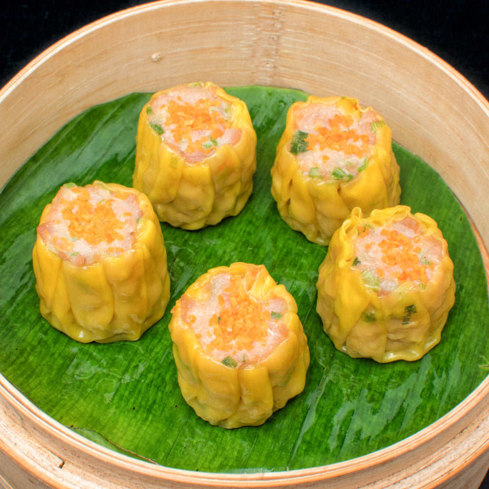 Chicken Scallion Siu Mai