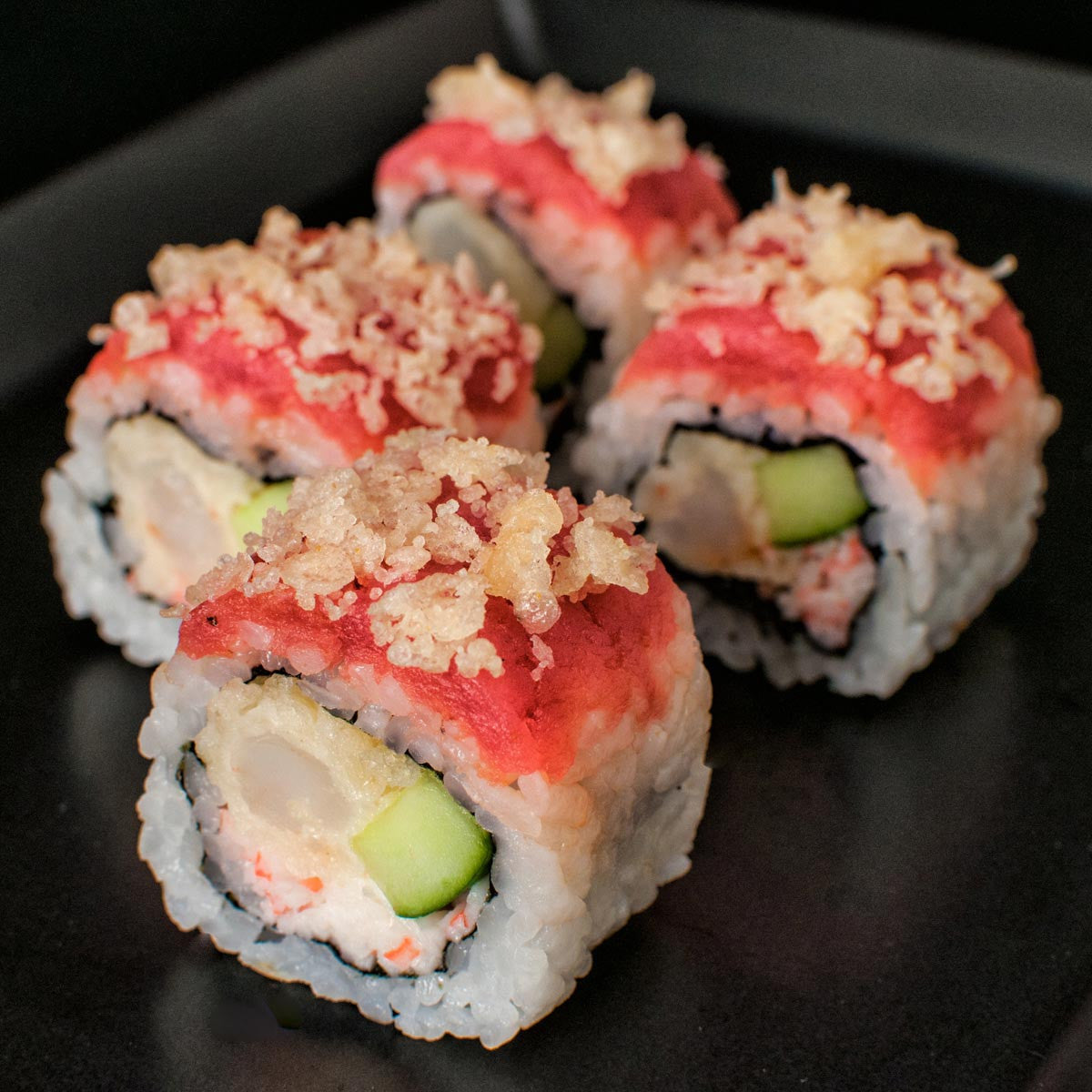 Signature Red Dragon Sushi Roll