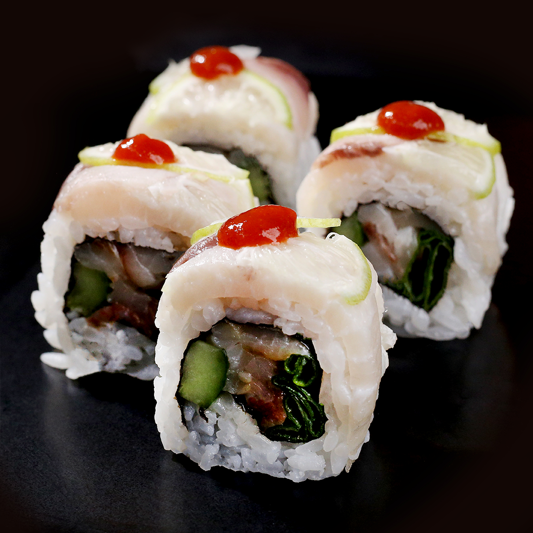 Double Yellowtail Hamachi Maki