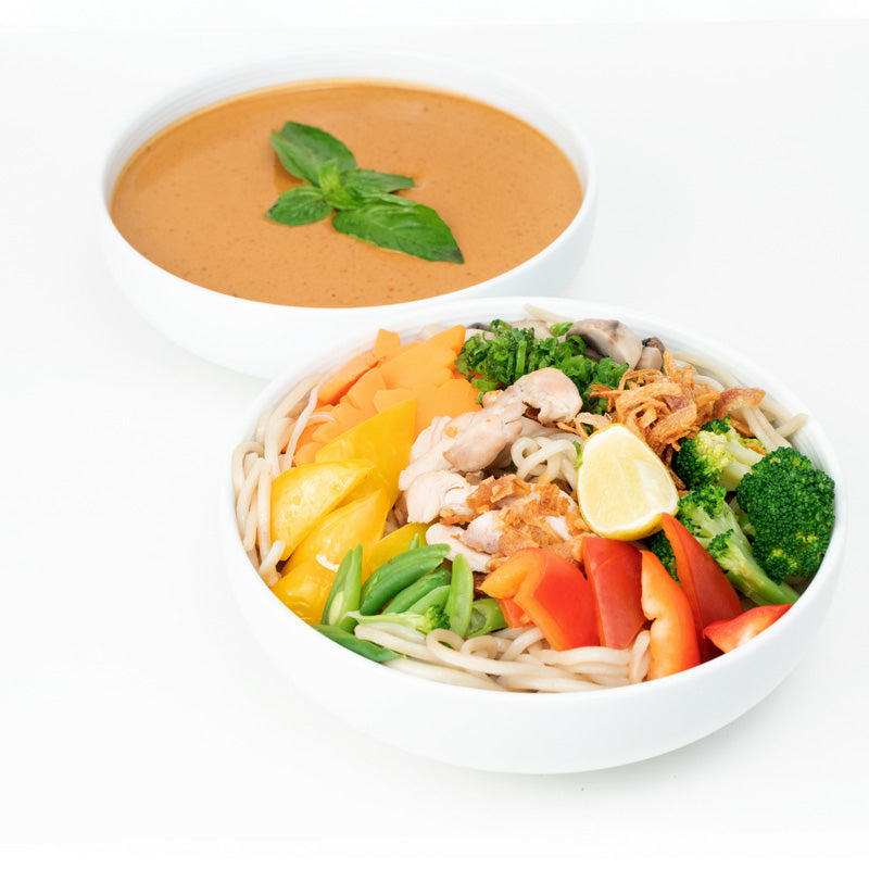 Khao Suey Chicken Bowl