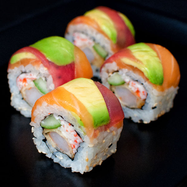 Rainbow Roll Sushi Junction
