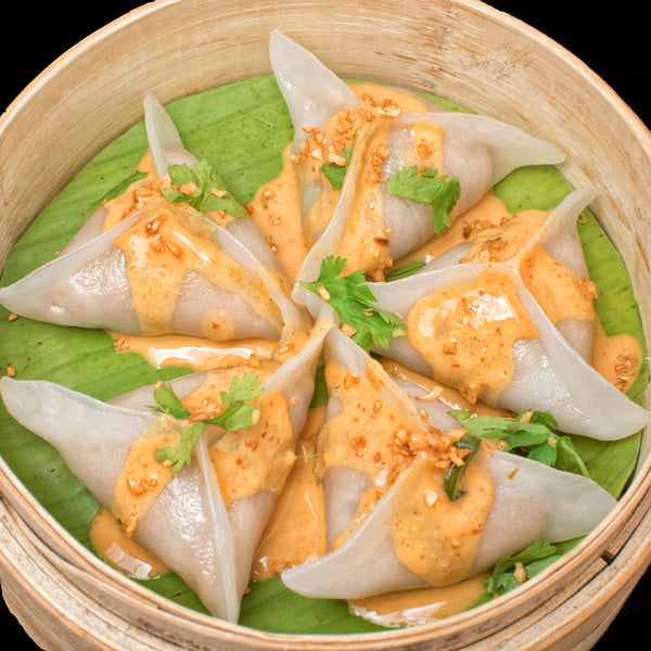 Oriental Veg Red Curry Dumpling
