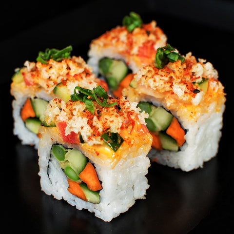 Japanese food Roll blog image