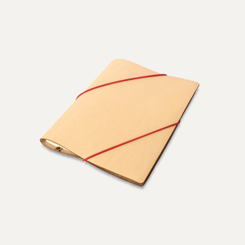 Carnet cuir Diagonal - Grand Rue