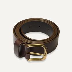 Large size belt made to measure MODEL I - Grand Rue - Made in France