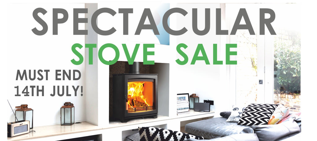 Woodburning Stove Sale With Huge Reductions-lowest prices!