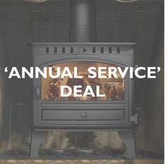 Annual Stove Servicing at The Stove House your local stove installer and supplier, between Chichester and Haslemere. 01730 810931