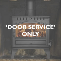 Stove Door Servicing at The Stove House your local stove installer and supplier, between Chichester and Haslemere. 01730 810931