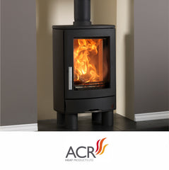 ACR cast iron steel and contemporary stove models at The Stove House in Midhurst nr Petersfield Chichester Haslemere Pulborough Petworth fitting installation & surveys in West Sussex Surrey & Hampshire