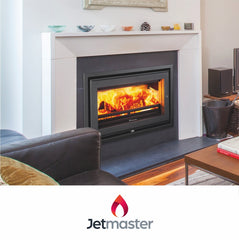 Jetmaster stoves / fires such as the 16i 18i 50i 60i 70i low standard universal and extra models at The Stove House in Midhurst nr Petersfield Chichester Haslemere Pulborough Petworth fitting installation & surveys in West Sussex Surrey & Hampshire