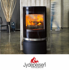 Jedepejsen stoves such as the Elegance Cosmo  Senza Bella and more models at The Stove House in Midhurst nr Petersfield Chichester Haslemere Pulborough Petworth fitting installation & surveys in West Sussex Surrey & Hampshire