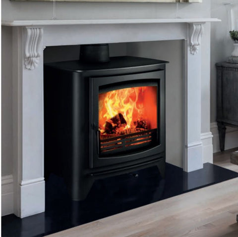 Parkray Aspecy 80b Boiler central Heating Stove at The Stove House, between Chichester and Haslemere. 01730 810931