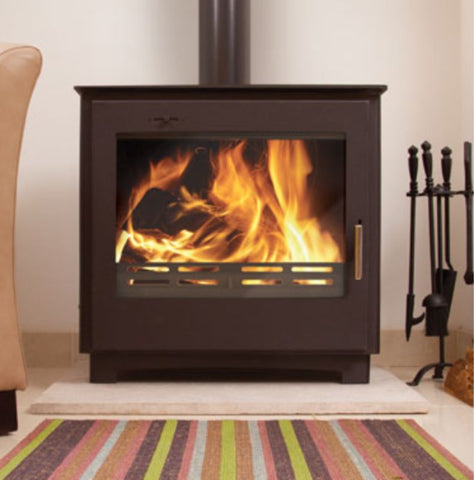 Arada Ecoboiler Central Heating Stoves at The Stove House, between Chichester and Haslemere. 01730 810931