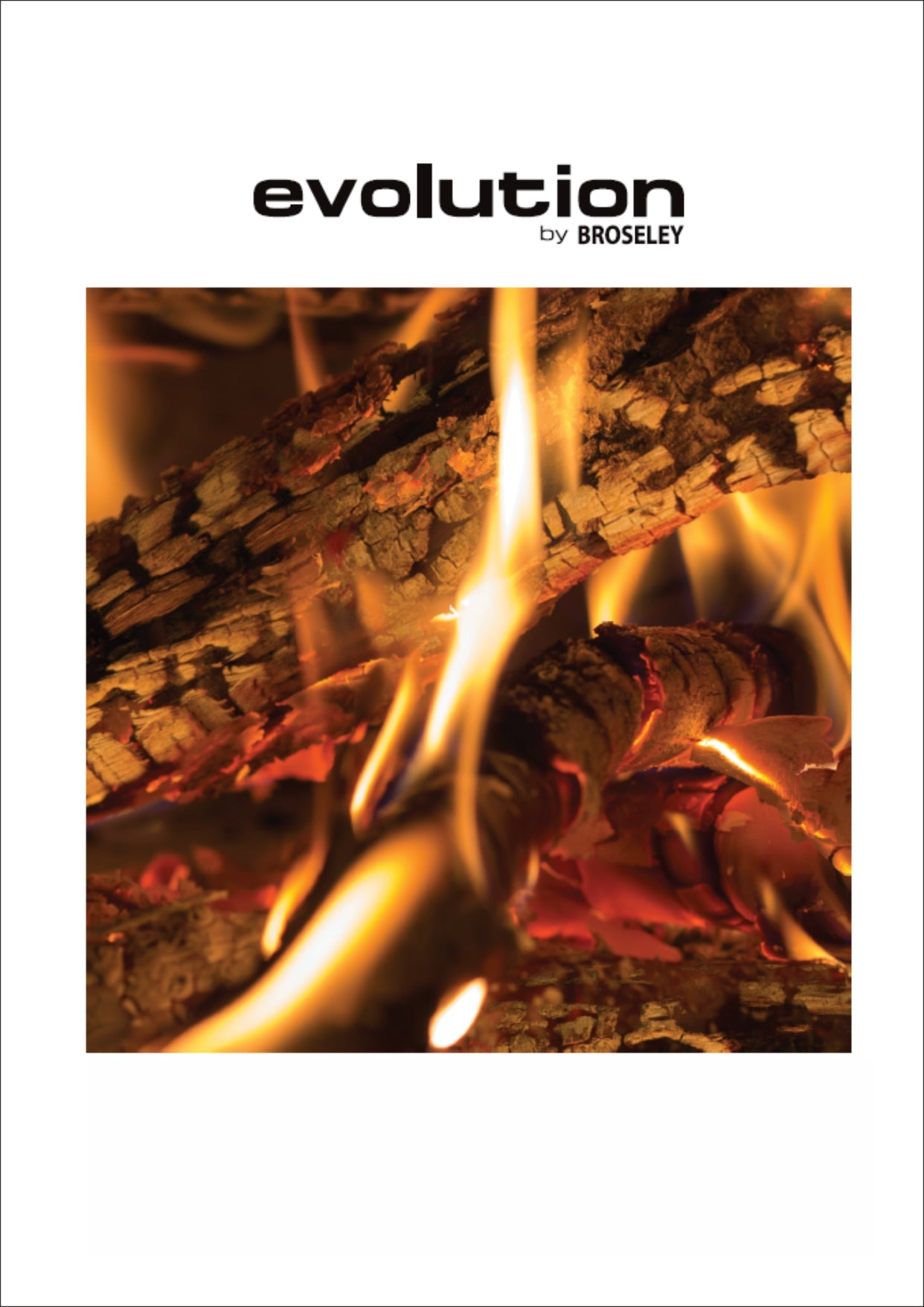 broseley evolution brochure at The Stove House