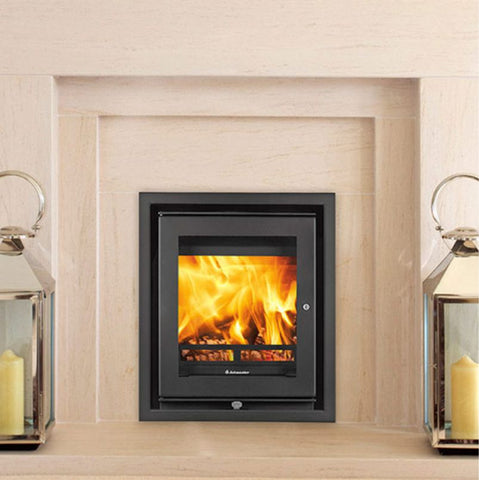 Jetmaster 50i Inset Stove at The Stove House 01730 810931