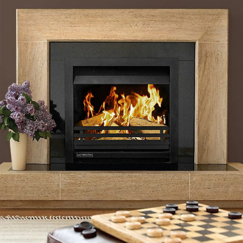 Jetmaster Universal Open Fronted Fire at The Stove House 01730 810931