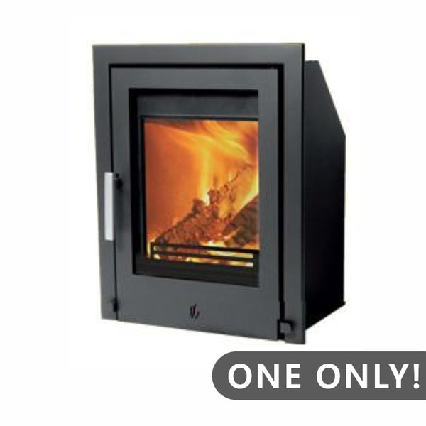Ex Display ACR Tenbury Inset Multifuel Stove - The Stove House Midhurst Nr Chichester West Sussex