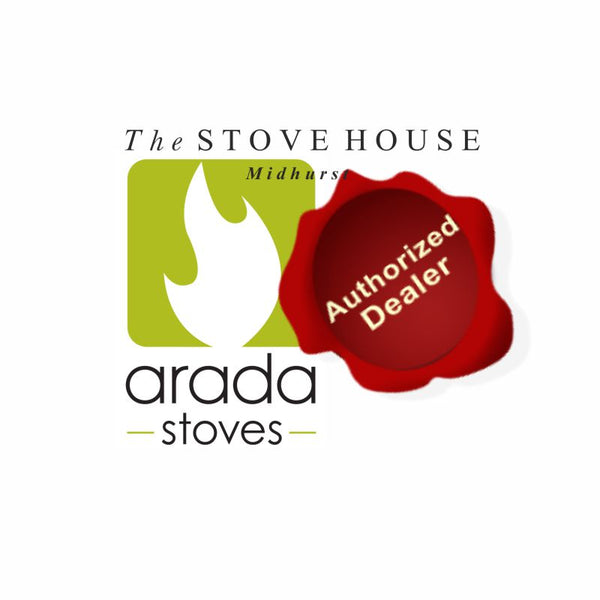Arada Farringdon Small Eco Stove - The Stove House Midhurst Nr Chichester West Sussex