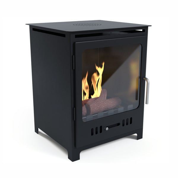 Bredon Bioethanol Stove Small / No Flue Required - The Stove House Midhurst Nr Chichester West Sussex