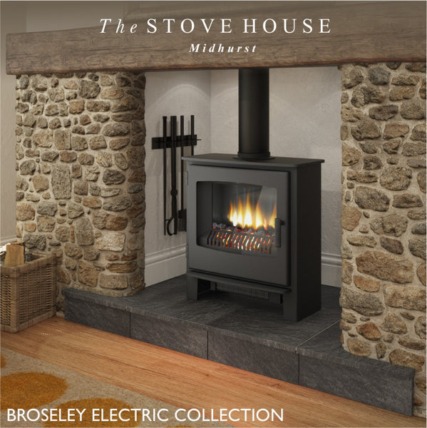 Broseley Electric Stoves Collection - The Stove House