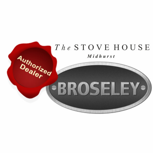 Broseley Evolution 5 Multifuel Stove - The Stove House Midhurst Nr Chichester West Sussex